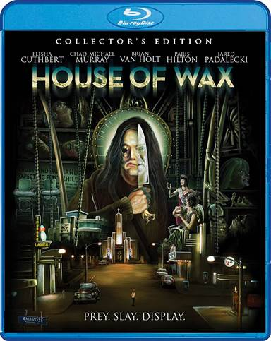 Shout! Factory's House Of Wax [Collector's Edition] Blu-ray Review