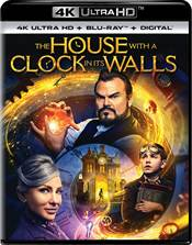 The House with a Clock in Its Walls 4K Ultra HD Review