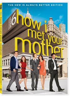 How I Met Your Mother: Season Six DVD Review
