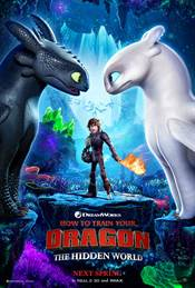 How To Train Your Dragon: The Hidden World Theatrical Review