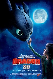 How To Train Your Dragon Theatrical Review