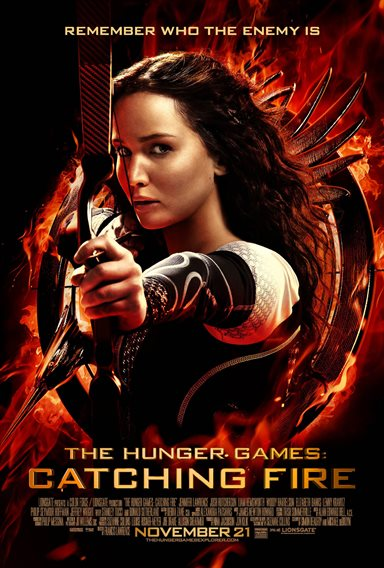 The Hunger Games: Catching Fire © Lionsgate. All Rights Reserved.