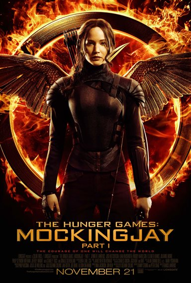 The Hunger Games: Mockingjay, Part 1 © Lionsgate. All Rights Reserved.
