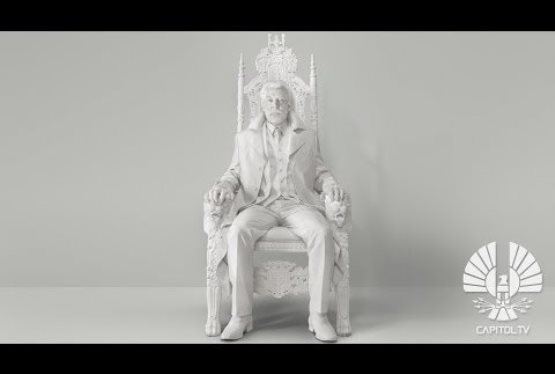 From The Capitol | President Snow's Panem Address