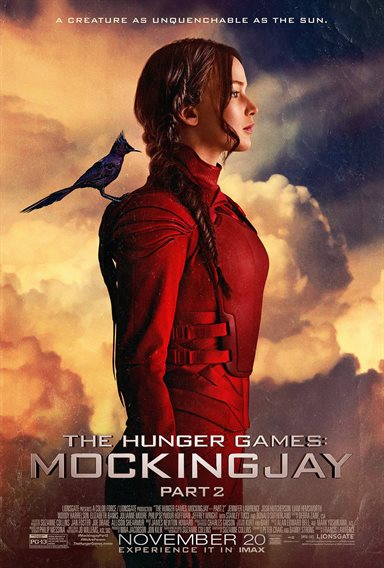 The Hunger Games: Mockingjay, Part 2 © Lionsgate. All Rights Reserved.