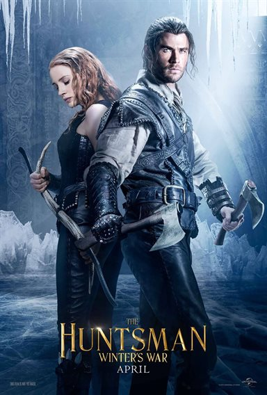 The Huntsman: Winter's War Theatrical Review