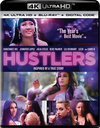 Hustlers 4K Ultra HD Review