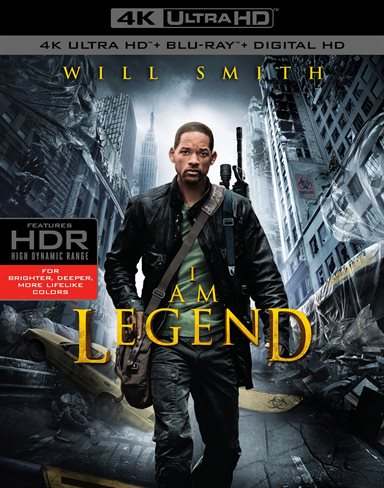 I Am Legend 4K Ultra HD Review