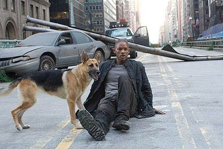 I Am Legend © Warner Bros.. All Rights Reserved.