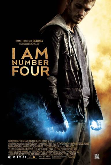 I Am Number Four © DreamWorks Studios. All Rights Reserved.