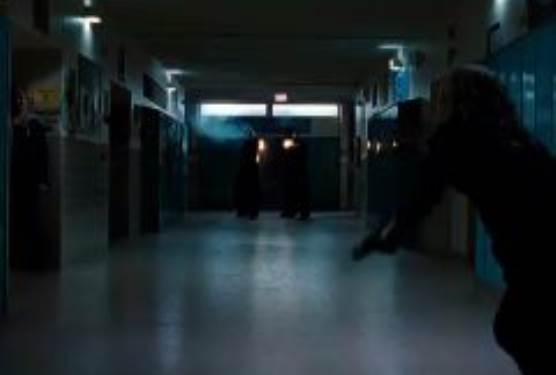 Number Six Hallway Fight
