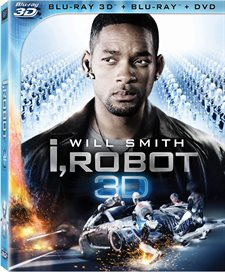 I, Robot 3D Blu-ray Review