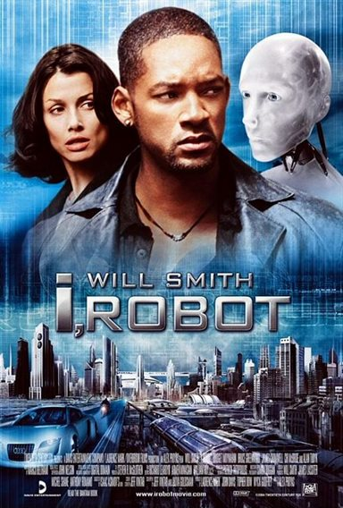 I, Robot © 20th Century Fox. All Rights Reserved.