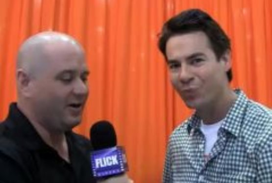 Jerry Trainor Talks iCarly and T.U.F.F. Puppy at Comic Con 2011