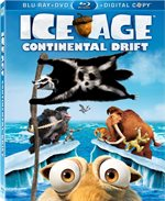 Ice Age: Continental Drift Blu-ray Review