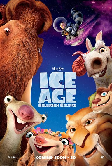 Ice Age: Collision Course © 20th Century Fox. All Rights Reserved.