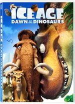 Ice Age: Dawn of the Dinosaurs DVD Review