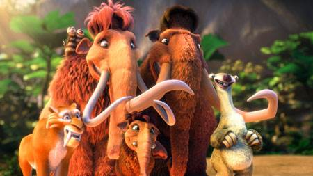 Ice Age: Dawn of the Dinosaurs © 20th Century Studios. All Rights Reserved.