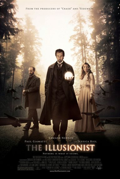 The Illusionist © Yari Film Group. All Rights Reserved.