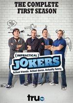 Impractical Jokers DVD Review