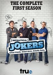 Impractical Jokers DVD Review