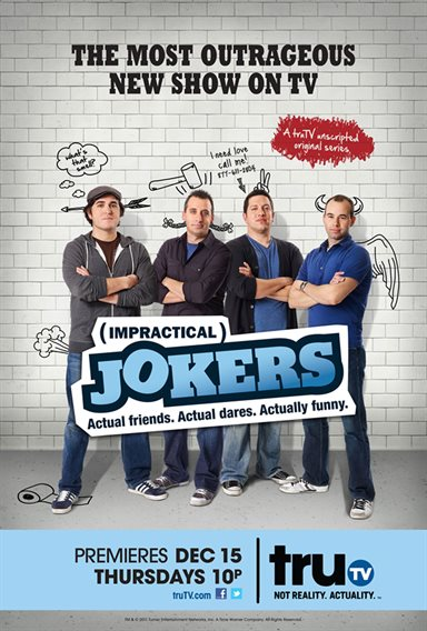 Impractical Jokers © NorthSouth Productions. All Rights Reserved.