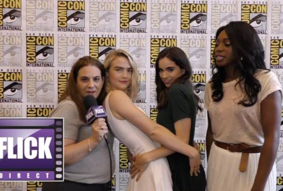 The Cast of Impulse Talks To FlickDirect at Comic Con 2018