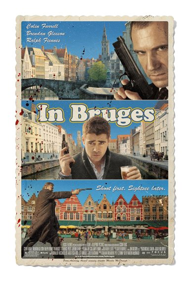 In Bruges © Focus Features. All Rights Reserved.