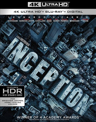 Inception 4K Ultra HD Review