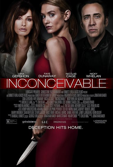 Inconceivable © Lionsgate. All Rights Reserved.