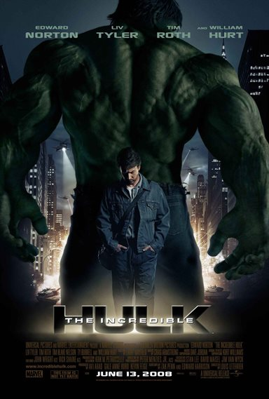 The Incredible Hulk © Universal Pictures. All Rights Reserved.