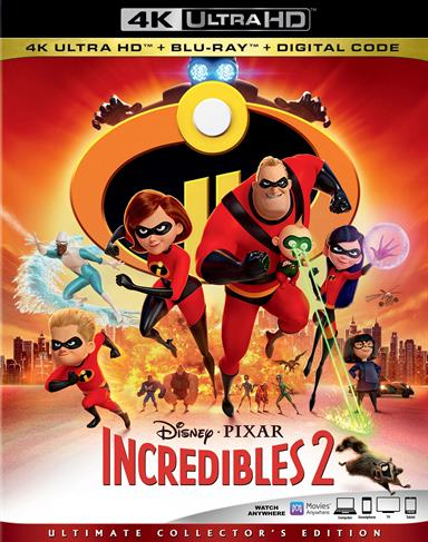 The Incredibles 2 4K Ultra HD Review