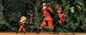 The Incredibles © Walt Disney Pictures. All Rights Reserved.