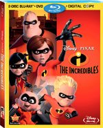 The Incredibles Blu-ray Review