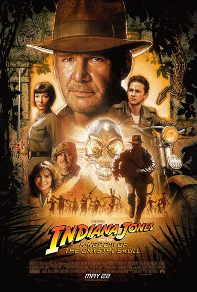 Indiana Jones and The Kingdom of The Crystal Skull © Paramount Pictures. All Rights Reserved.