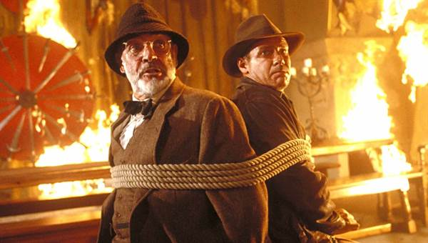 Indiana Jones and The Last Crusade © Paramount Pictures. All Rights Reserved.