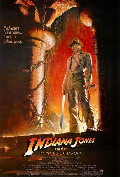 Indiana Jones and The Temple of Doom © Paramount Pictures. All Rights Reserved.