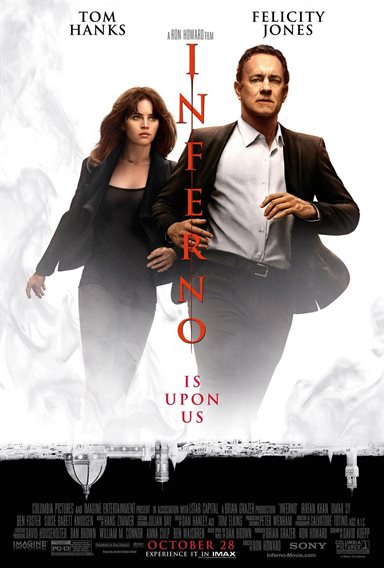 Inferno © Columbia Pictures. All Rights Reserved.
