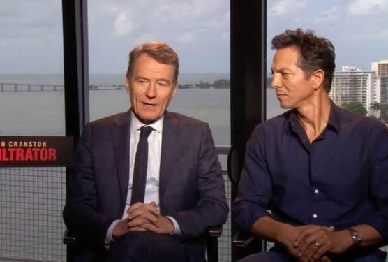 Bryan Cranston and Benjamin Bratt Exclusive Interview
