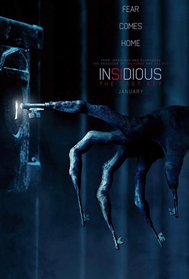 Insidious: The Last Key © FilmDistrict. All Rights Reserved.