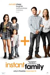 Instant Family Theatrical Review