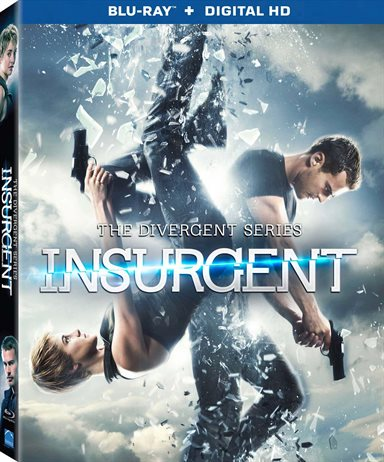 Insurgent Blu-ray Review