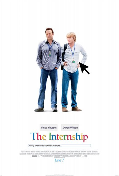 The Internship © 20th Century Fox. All Rights Reserved.