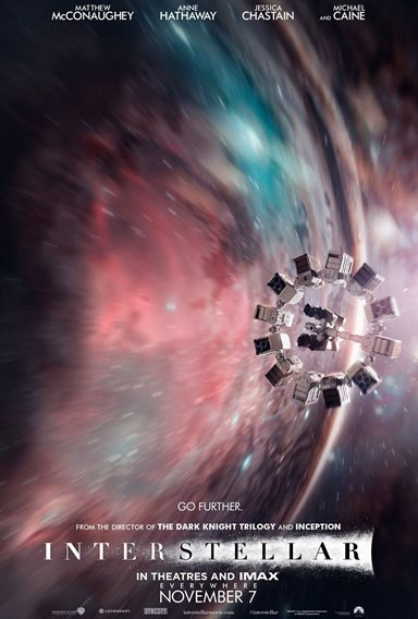 Interstellar © Paramount Pictures. All Rights Reserved.