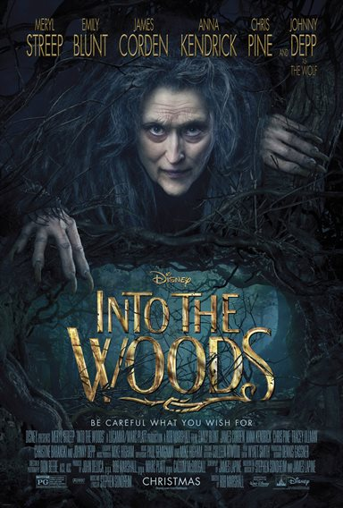 Into The Woods © Walt Disney Pictures. All Rights Reserved.