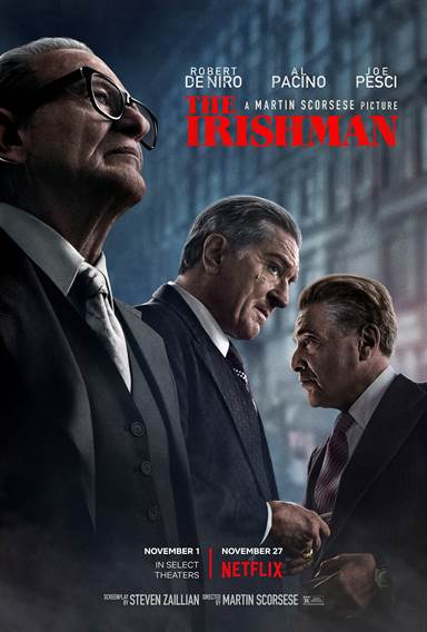 The Irishman © Netflix. All Rights Reserved.