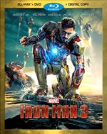 Iron Man 3 Blu-ray Review