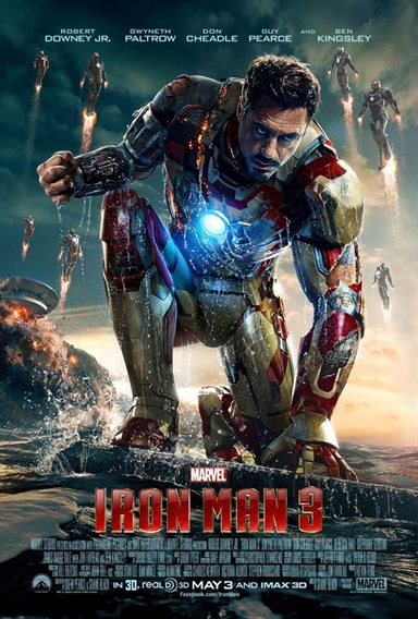 Iron Man 3 Theatrical Review