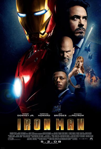 Iron Man © Paramount Pictures. All Rights Reserved.