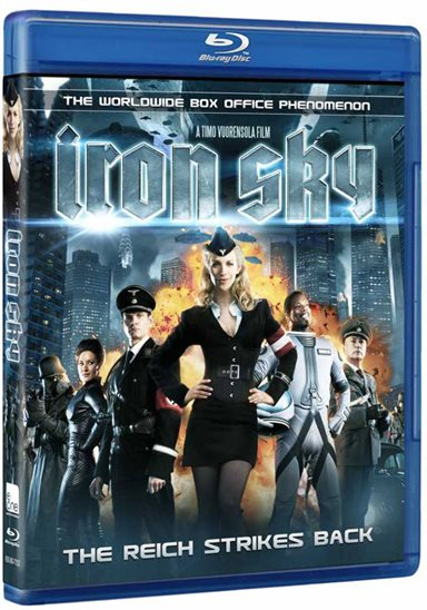 Iron Sky Blu-ray Review